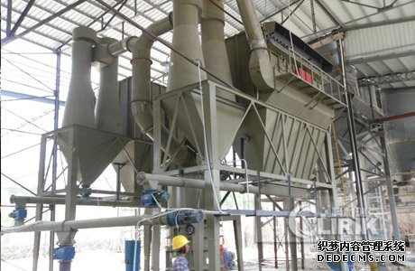Vertical Roller Grinding Equipment